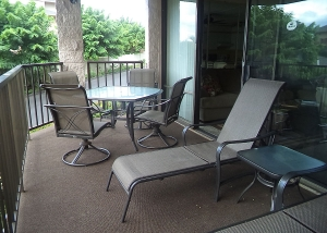 Lanai (table, 4 chairs and 2 reclining loungers)