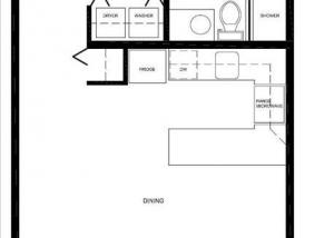 Spacious Well Organized Floor Plan