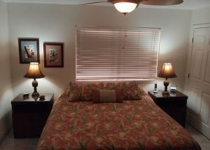 Comfortable California King Bedroom